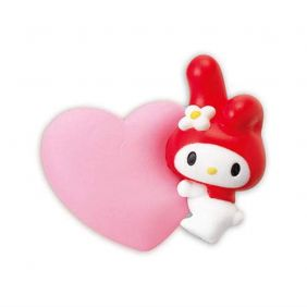 Re-Ment Cord Keeper Sanrio Characters - 6. My Melody