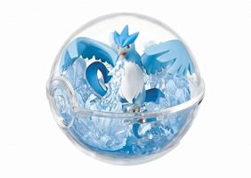 SA Pokemon Pokeball terrarium Collection Vol.2 Figure~144 Freezer Arktos Articuno Artikodin