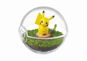 Re-ment Pokemon Pokeball terrarium Collection 1 - 1 ~Pikachu