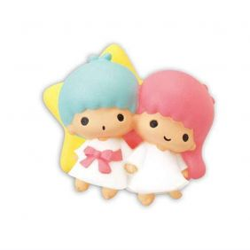 Re-Ment Cord Keeper Sanrio Characters - 7. Little Twin Stars