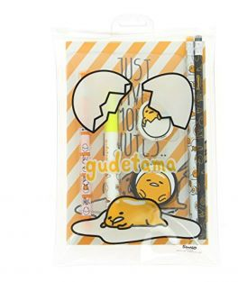 Gudetama Super Stationery Set