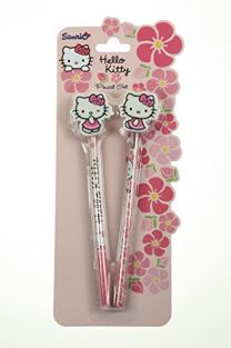 HELLO KITTY BLOSSOM PENCIL SET