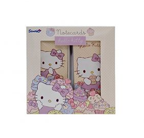 Hello Kitty Notecards