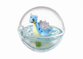 Re-ment Pokemon Pokeball terrarium Collection 1 - 2 Lapras Lokhlass