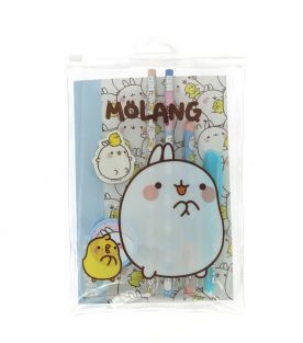 Molang Super Stationery Set