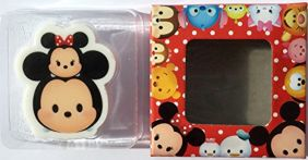 PartyErasers Tsum Tsum Mickey & Minnie Mouse Die-Cut Eraser