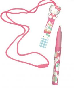 Hello Kitty Tea Party Ballpoint Pen