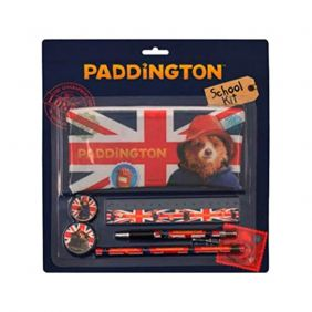 Paddington Bear School Stationery Set