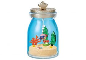 Re-Ment Kirby Terrarium Collection Figure~Dx Memories~2. Float Islands