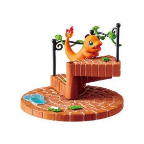 Re-Ment Pokémon Stairs 2 After the rain Hitokage Charmander