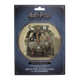 Harry Potter Iron on Patches V2