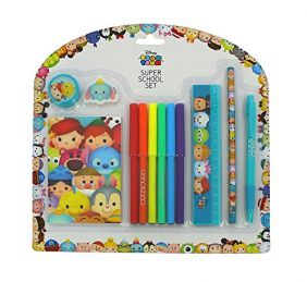 Tsum Tsum Super School Set