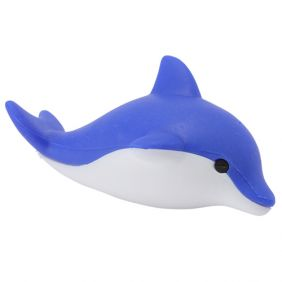 Iwako Sea Animals: Blue Dolphin Eraser