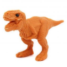 Iwako Orange T-Rex Japanese Eraser from Japan