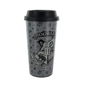 Harry Potter Hogwarts Plastic Travel Mug