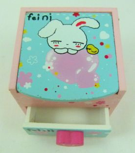 Buy One Get One Free: Jewelleries and accessories Keepsake Box (Bunny)