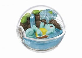 SA Pokemon Pokeball terrarium Collection Vol.2 Figure~007 Zenigame Schiggy Squirtle Carapuce