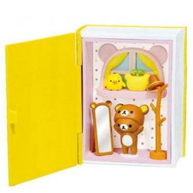 Re-Ment Rilakkuma Happy Little Book - Dresser