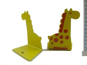 Cute Giraffe Shape Mini Bookends (11.5cm height) for table stationery