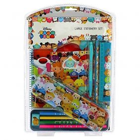 Disney Tsum Tsum Large Stationery Set