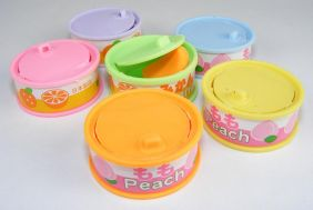 Dream by Themes: 6 Fruits in Can Japanese Erasers