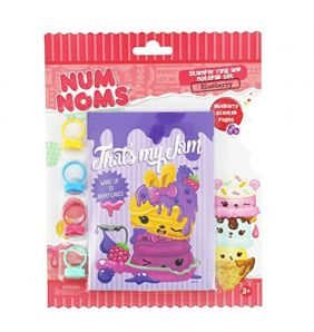 Num Noms Stamper rings with A6 notepad