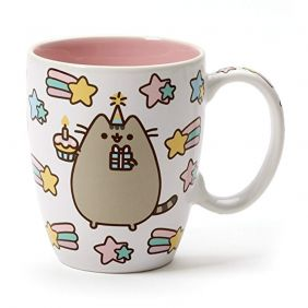 Pusheen Our Name is Mud Celebrate Mug