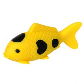 Iwako Sea Animals: Carp Fish (yellow)