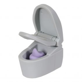 Iwako Toilet (grey)
