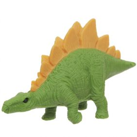 Iwako Animals: Dinosaur Stegosaurus (light green)