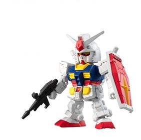 Bandai DIY Mobile Suit Gundam Micro Wars - Gundam (Box 01)