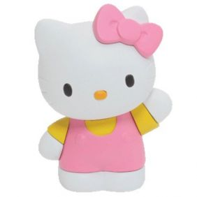 Hello Kitty Iwako Japanese Eraser - Pink