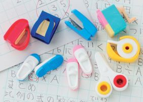 Iwako by Themes: School Supplies & Stationery Erasers