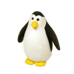Iwako Sea Animals: Smart Penguin Eraser
