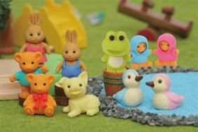 iwako 10 pieces friendly animal japanese puzzle erasers from Japan