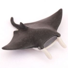 Iwako Marine: Deep Sea Animal - Grey Stingray Eraser