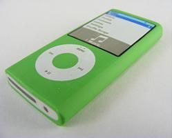 Kawaii: Green ipod Shape Eraser