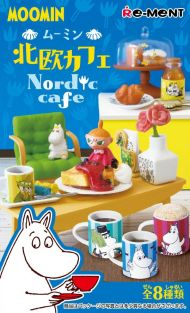 Re-Ment Moomin Nordic Cafe miniature blind box