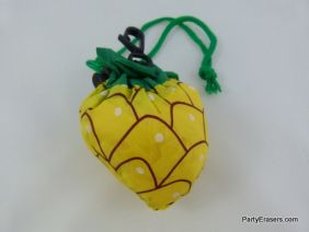 PartyErasers  Foldable Eco Bag - Fruit Pineapple