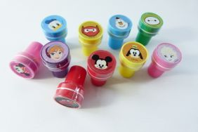 Disney Mickey Minnie Mini Ink Stampers (10 pattern designs)