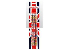 Paddington Bear Classic English Pencils Set (4 pencils)
