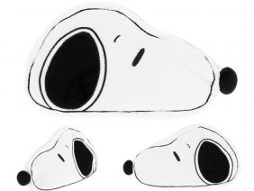 Snoopy Peanuts Snoopy Head Shape Zipper Novelty Pencil Case