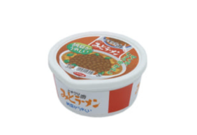 Iwako Foods: Japanese brown beans Instant Cup Noodle Eraser