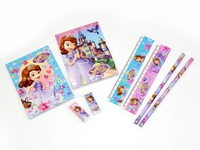 Party Bag Pack of 2 Disney Sofia The First 4 pieces Stationery Set (2 sets)