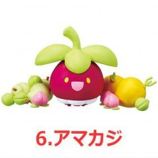 Re-Ment Pokemon Big Eraser Figure 2 - Amakaji