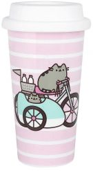 Pusheen Daydream - Let's go Coffee Cup