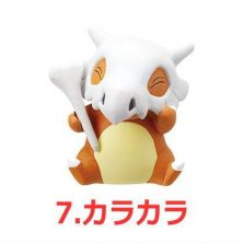 Re-Ment Pokemon Big Eraser Figure 2 - Karakara